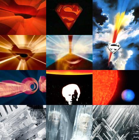 Superman opening credits