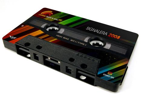 Signalnoise audio cassette