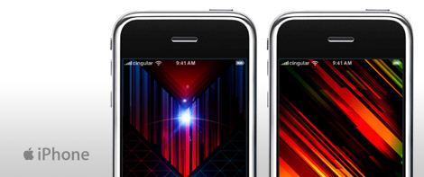 iPhone wallpapers, James White