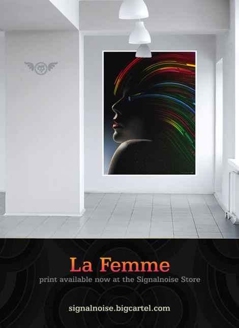La Femme by James White