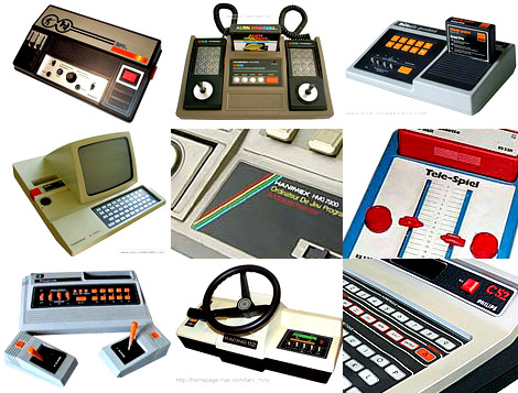 Retro systems: James White