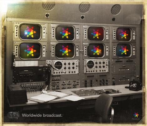 Signalnoise control room