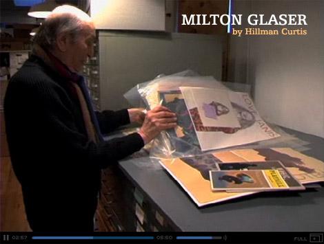 Milton Glaser by Hillman Curtis