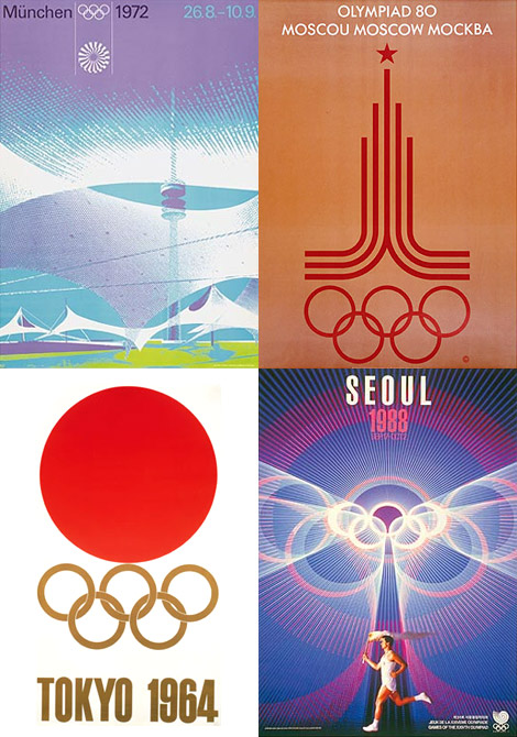 Olympic posters
