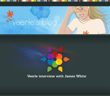 Veerle interview with James White