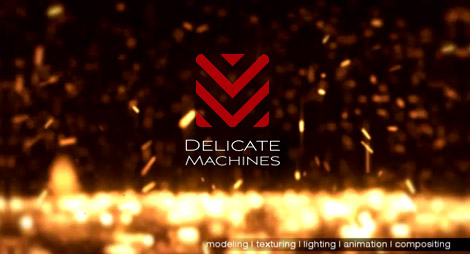 Delicate Machines Demo Reel 2008