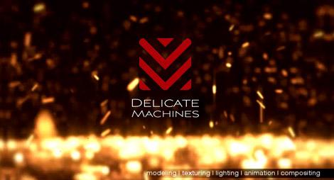 Delicate Machines Demo Reel 2008