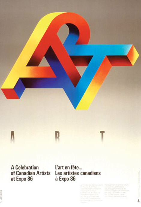 A Celebration of Canadian Artists at Expo 86