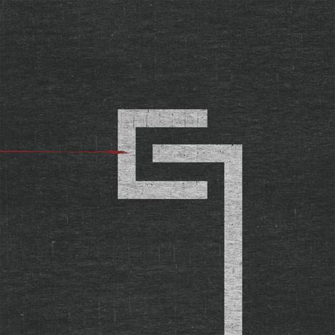 Nine Inch Nails: The Slip artwork