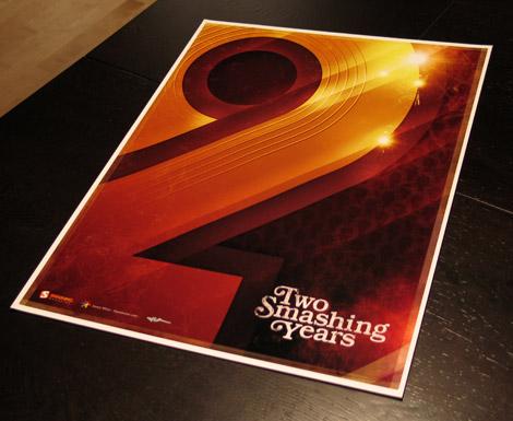 2 Smashing Years by James White