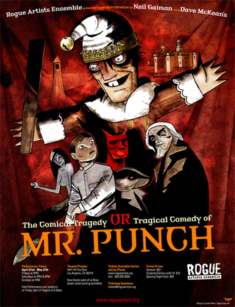 Mr. Punch by James White