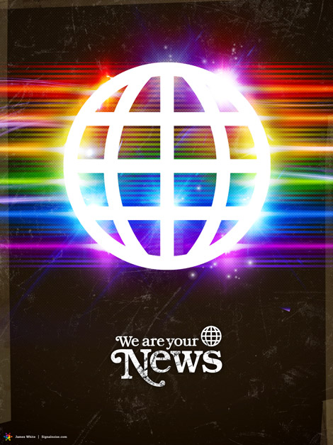 The Network: We are Your News by James White