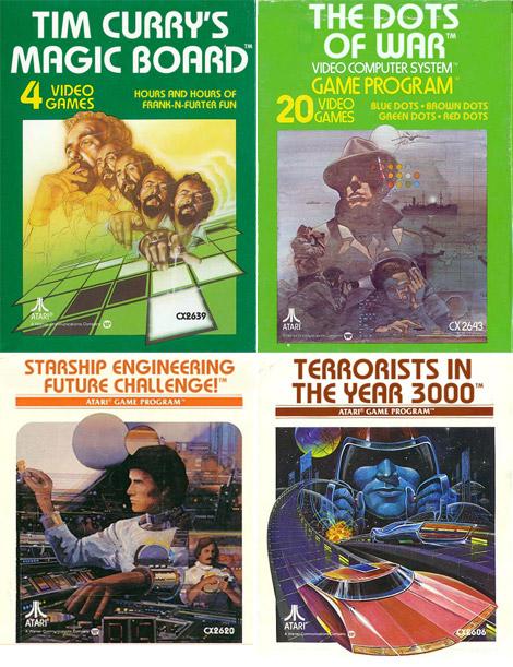 Atari art