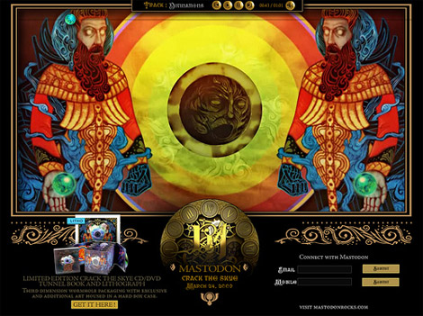 Crack the Skye: Mastodon