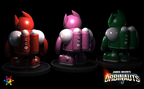 The Orbinauts by James White