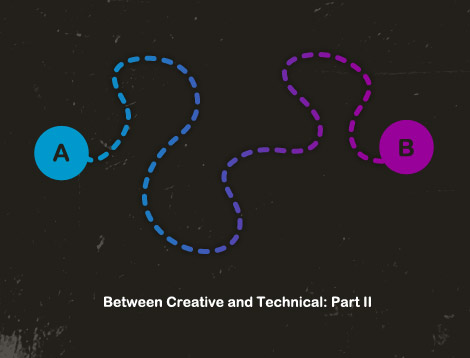 Between Creative and Technical: James White