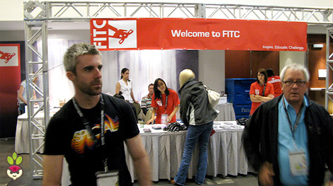 James White at FITC