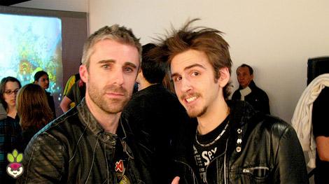 James White and Nick Alexander