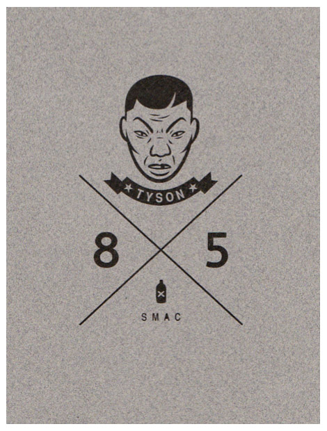 Tyson 85 by Scott MacDonald
