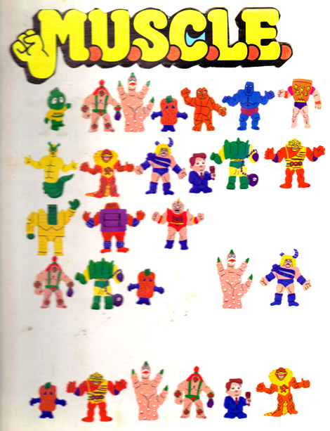 James White's sticker book