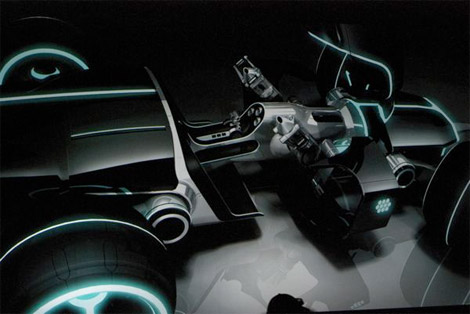 Tron 2 concepts