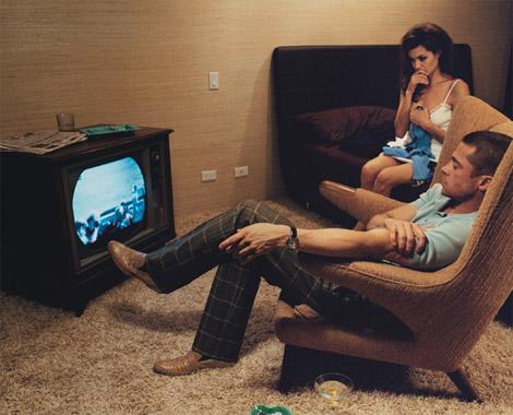 Domestic Bliss: Steven Klein