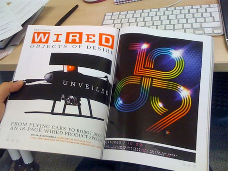 James White in Wired UK Magazine