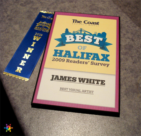 Best of Halifax 2009, Best Visual Artist