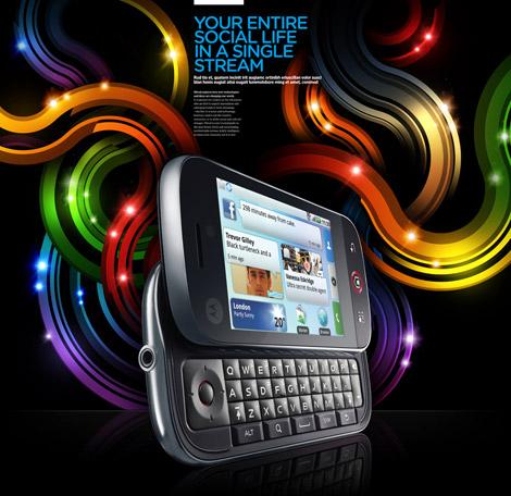 Motorola poster by James White