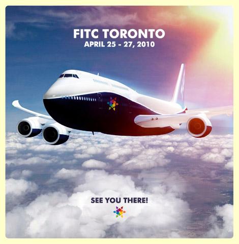 James White at FITC Toronto