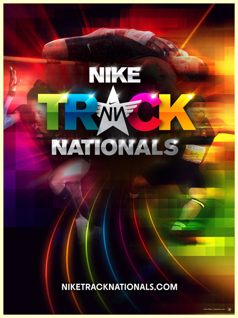 Nike Track Nationals by James White