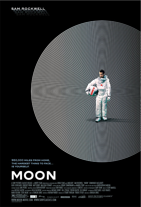 Moon starring Sam Rockwell