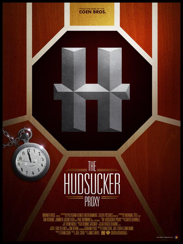 The Hudsucker Proxy poster | Signalnoise.com