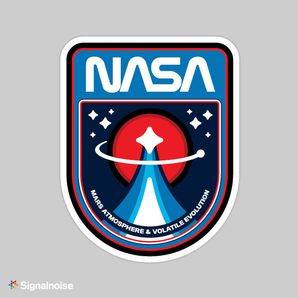 Unofficial NASA mission patches – Signalnoise