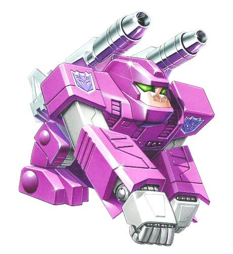 Transformer - Decepticon: Beastbox