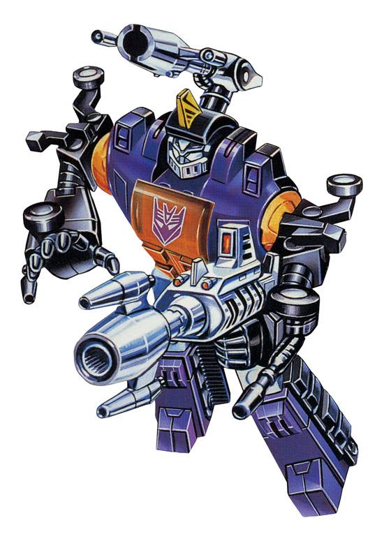 Transformer - Decepticon - Insecticon: Bombshell