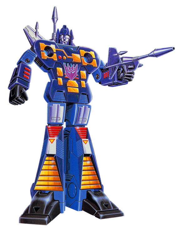 Transformer - Decepticon: Frenzy