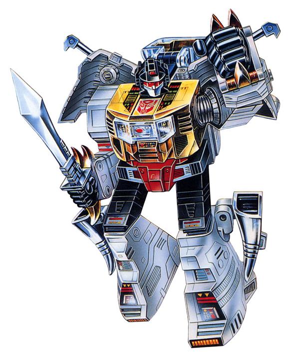 Transformer - Autobot - Dinobot: Grimlock