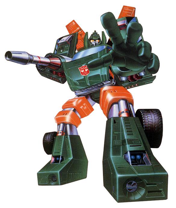 Transformer - Autobot: Hoist