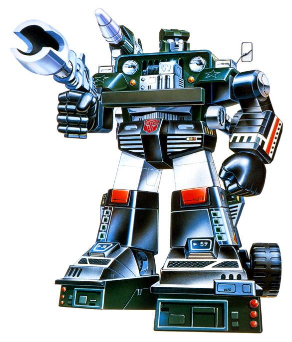 Transformer - Autobot: Hound