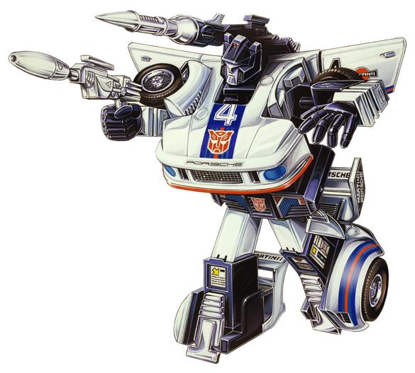 Transformer - Autobot: Jazz