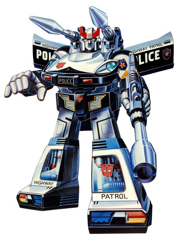 Transformer - Autobot: Prowl