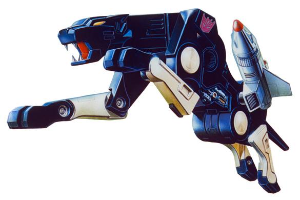 Transformer - Decepticon: Ravage
