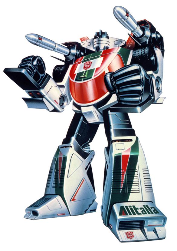Transformer - Autobot: Wheeljack