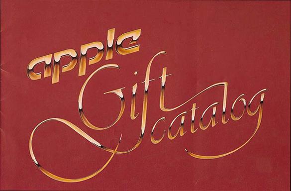 1983 Apple Gift Catalog