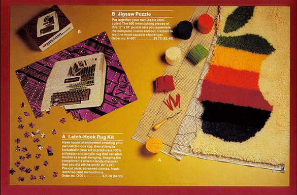 1983 Apple Gift Catalog | Signalnoise.com