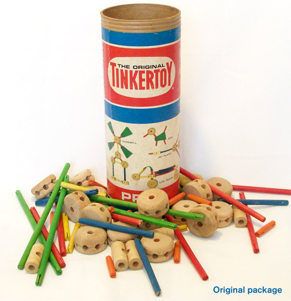 Best Tinker Toys For Kids : Tinker toys redesign by kelly abeln signalnoise