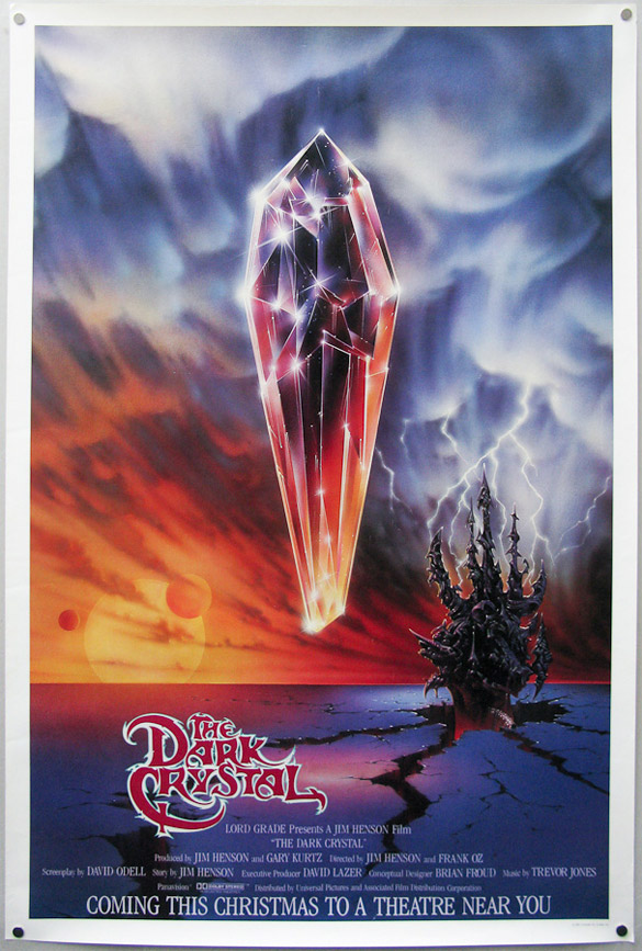 movie poster monday 12 the dark crystal signalnoisecom