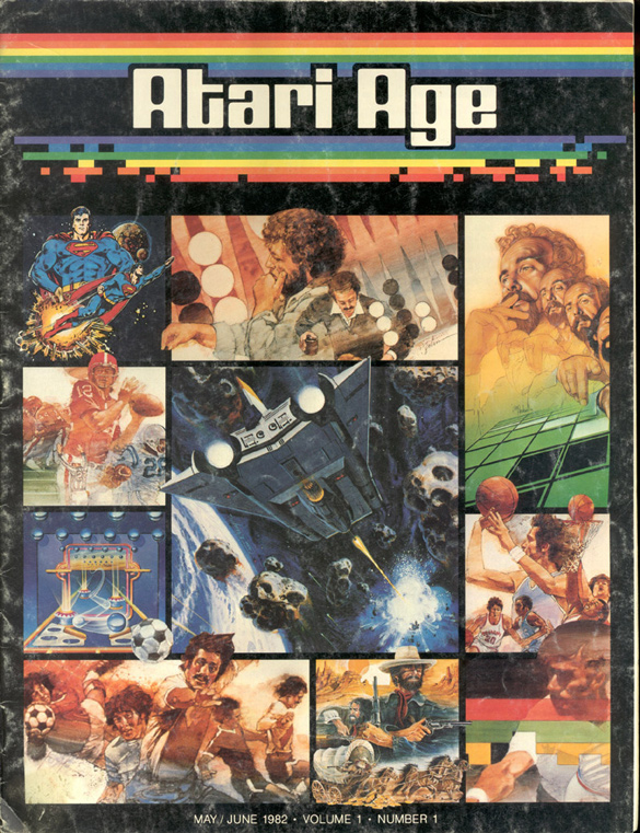 Atari Age Volume 1 No. 1