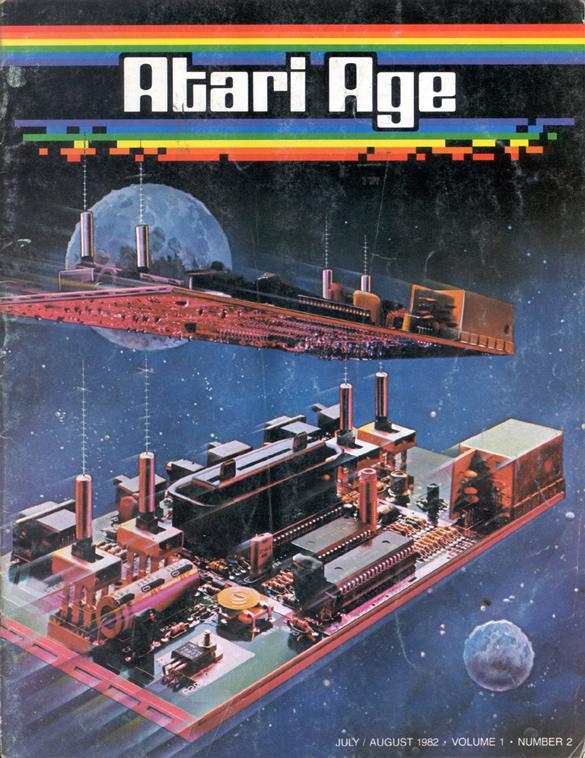 Atari Age Volume 1 No. 2